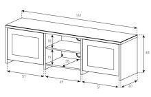 TV stolek Sonorous LB 1620