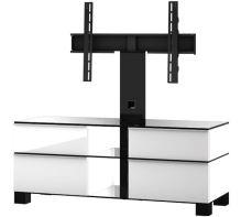 TV stolek Sonorous MD 8220 C-HBLK-WHT