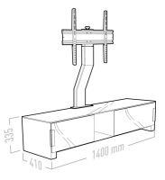 TV stolek Erard Bilt 14002